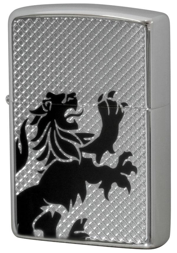 Zippo ジッポー メッシュ MESH ライオン Lion
