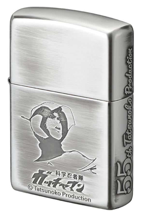 Zippo ジッポー タツノコプロ55周年記念 科学忍者隊ガッチャマン・大鷲の健 70245 メール便可