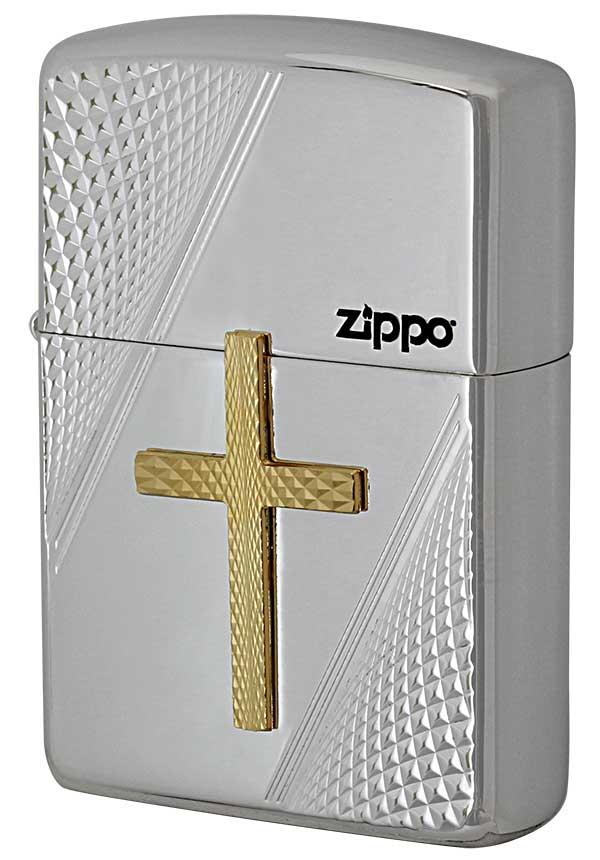 Zippo ジッポー ARMOR アーマー CROSS METAL クロスメタル PC