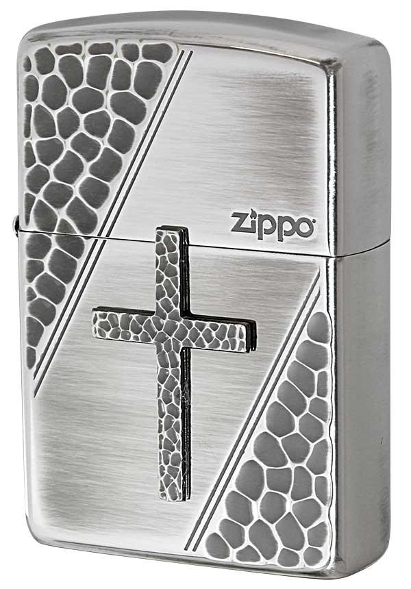 Zippo ジッポー ARMOR アーマー CROSS METAL クロスメタル HT
