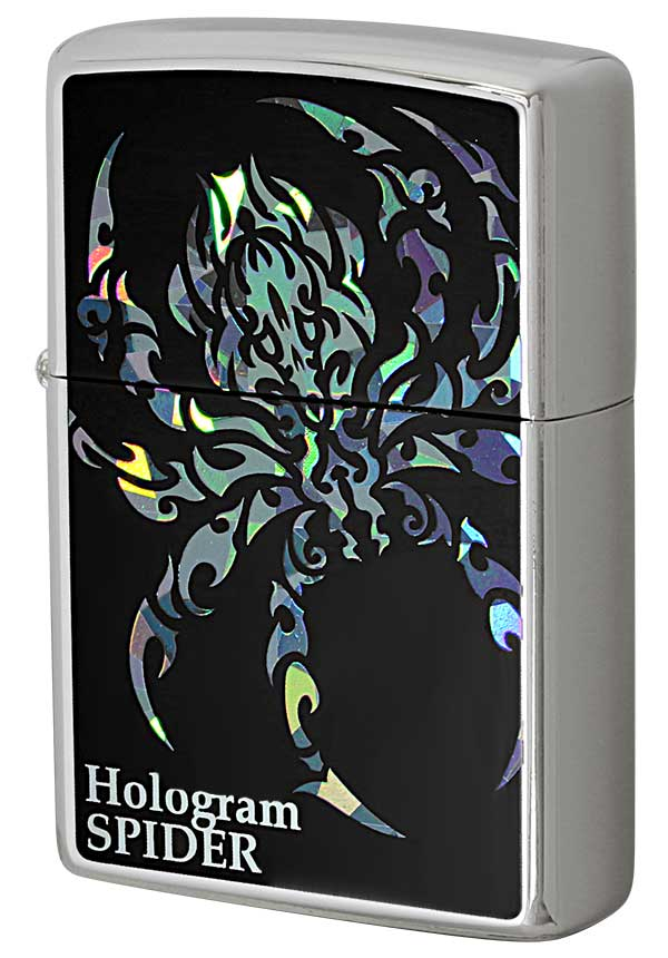 Zippo ジッポー Hologram ホログラム スパイダー