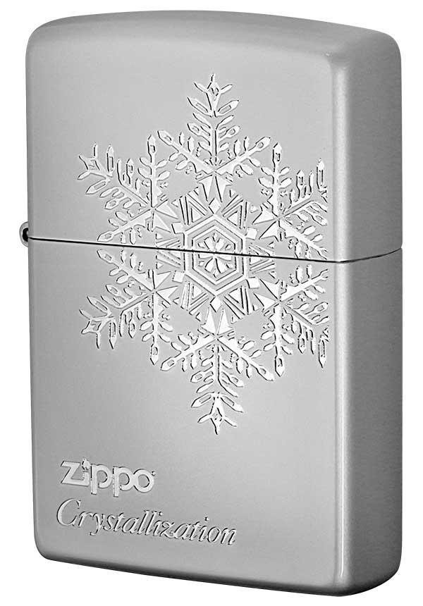 Zippo ジッポー Crystallization 結晶L SV 2-28b