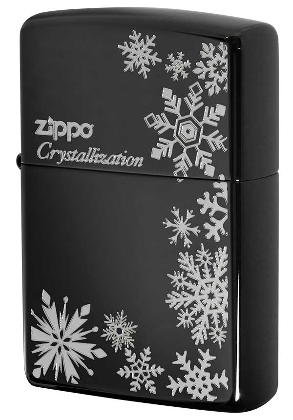 Zippo ジッポー Crystallization 結晶 BK 2-33a