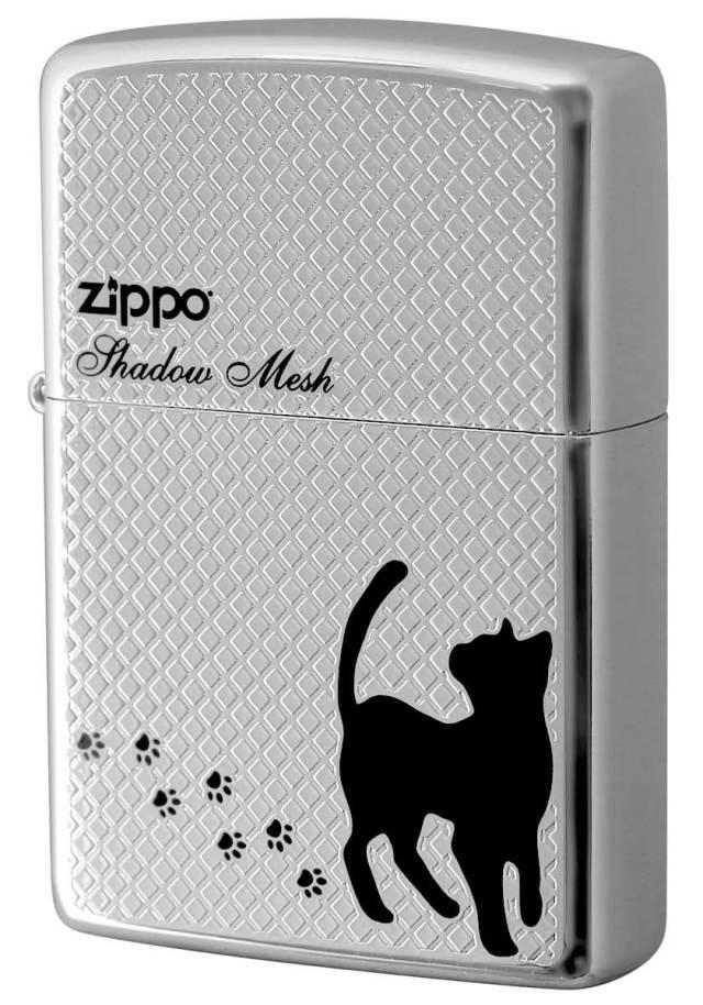 Zippo ジッポー Mesh Cat メッシュキャット 2-97a メール便可