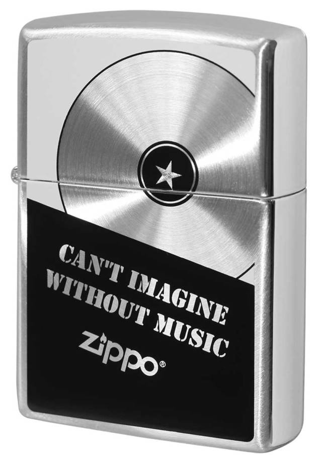 Zippo ジッポー Music Fan ミュージックファン SV 2-103a