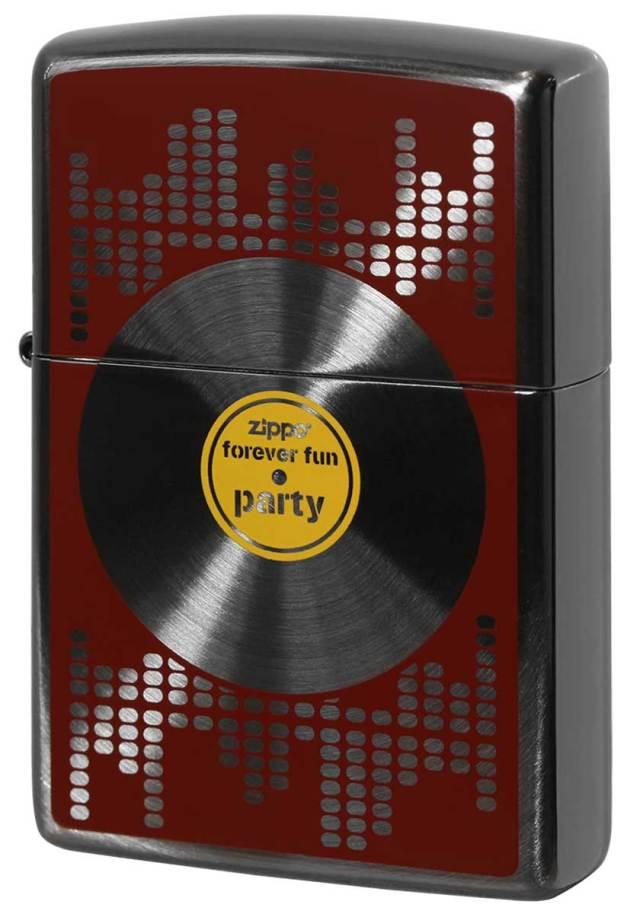 Zippo ジッポー Music Fan ミュージックファン BK 2-104a