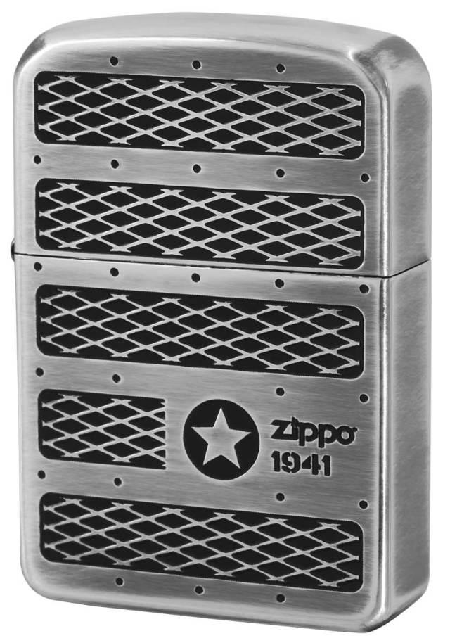 Zippo ジッポー GRILL グリル SV 2-26c
