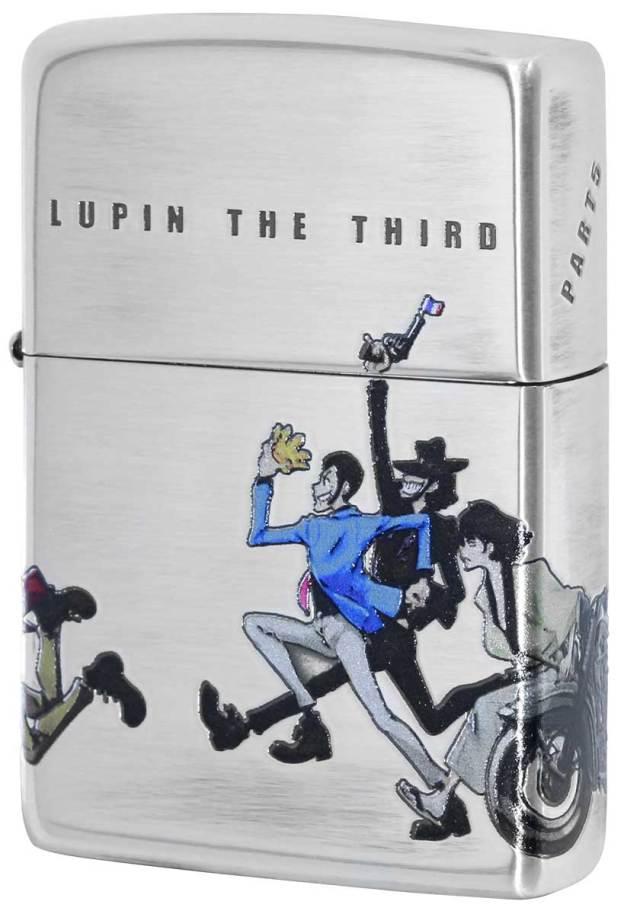 Zippo ジッポー LUPIN ルパン三世 4SIDE CHASE サイド・チェイス Part5