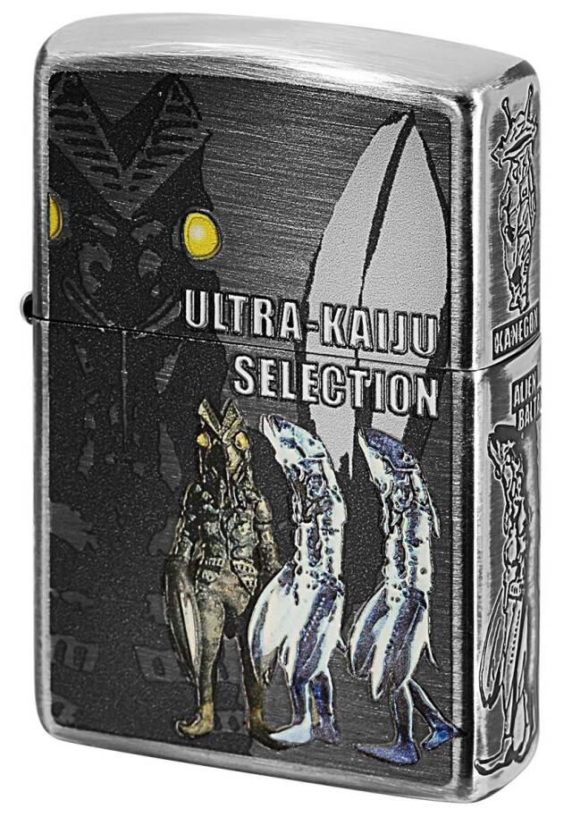 Zippo ジッポー ウルトラ怪獣セレクション 70669