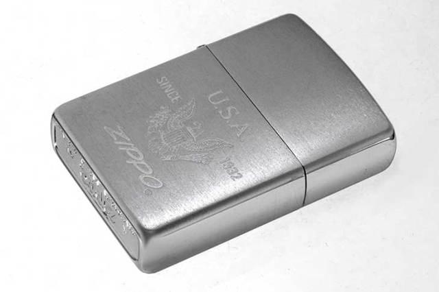 Zippo ジッポー 絶版・1996年製造 アメリカ国章 A
