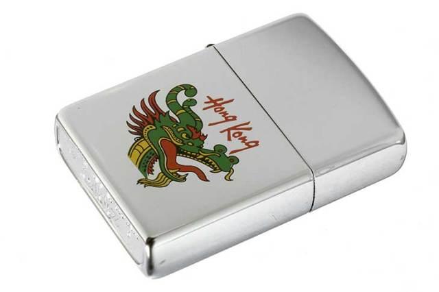 Zippo ジッポー 絶版・1995年製造 Hong Kong 香港