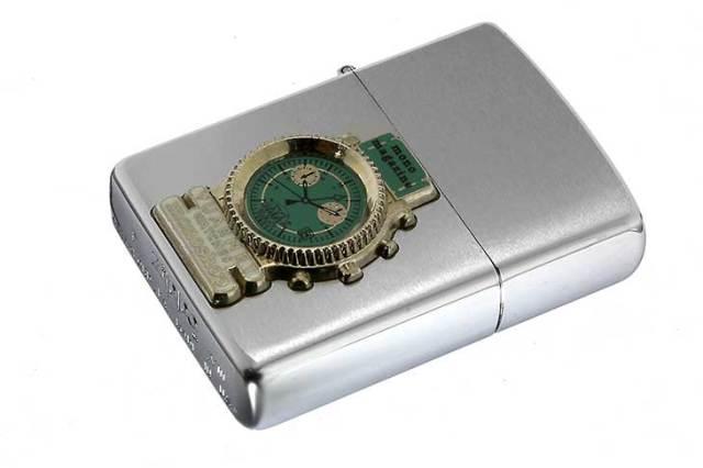 Zippo ジッポー 絶版・1992年製造 VUARNET WATCHES monoshop