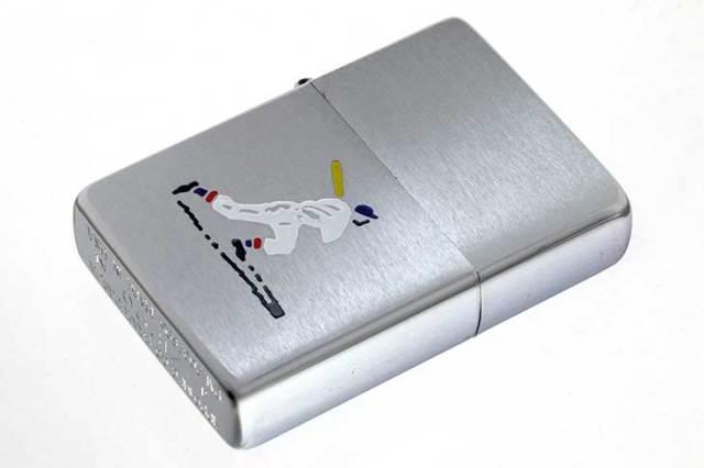 Zippo ジッポー 絶版・1995年製造 BASEBALL