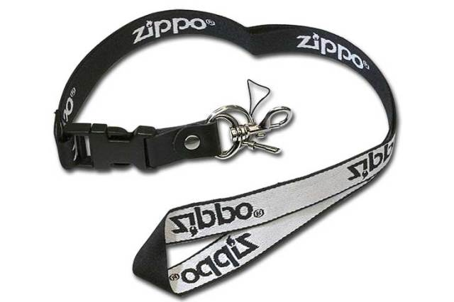 Zippo ジッポー 絶版 WOVEN NECK STRAP ネックストラップ 122121