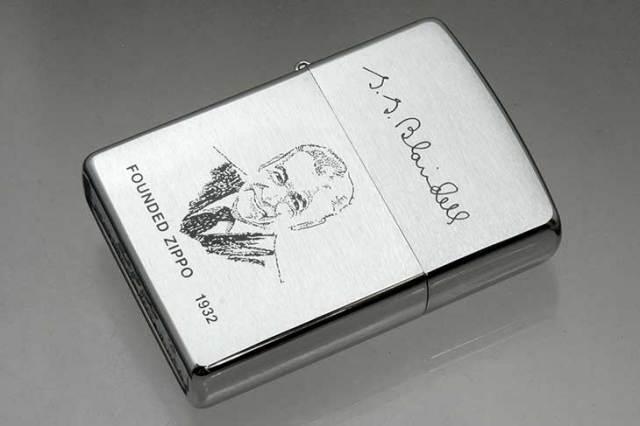 Zippo ジッポー 絶版・2012年 Founders ジョージ・グラント・ブレイズデル