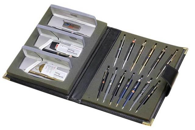 Zippo ジッポー 絶版 セールスマンキット ボールペン15本・ペンシル1本