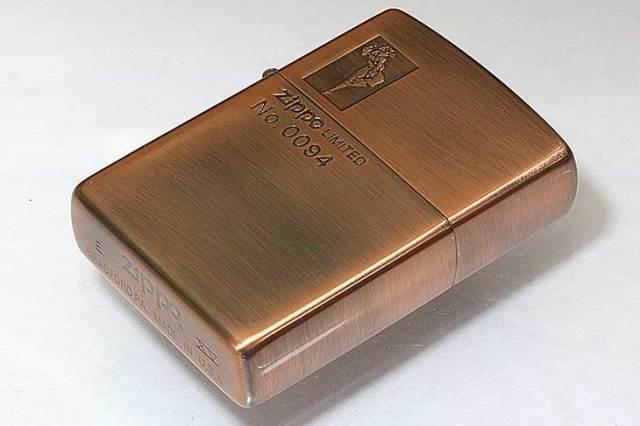 Zippo ジッポー 絶版・1999年製造 ウィンディーカッパー 懐中時計付きセット 化粧箱なし No.0094