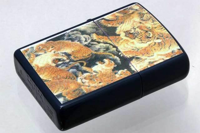 Zippo ジッポー 絶版・1997年製造 虎 タイガー メール便可