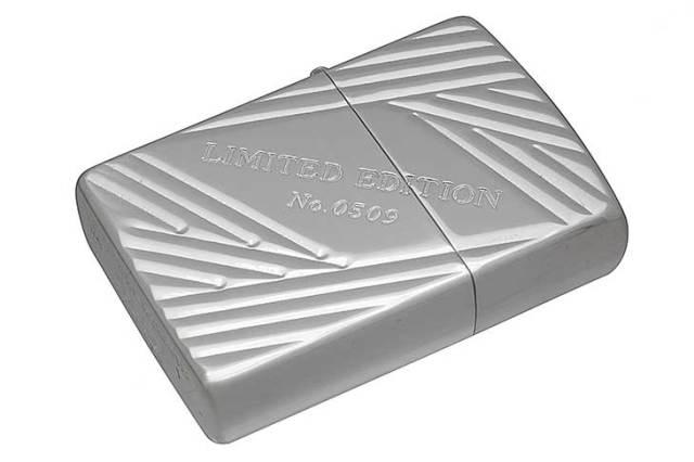 Zippo ジッポー 絶版・1996年製造 LIMITED EDITION オイルタンク付き No.0509