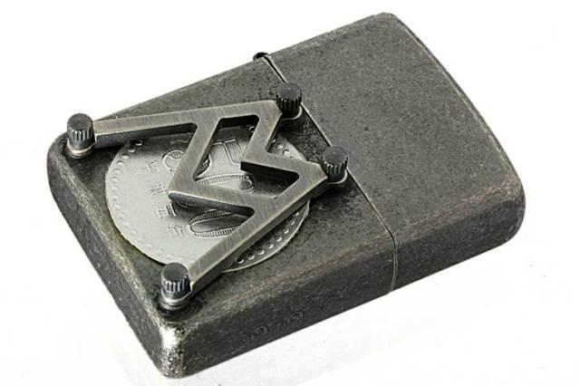 Zippo ジッポー 絶版・1996年製造 桃井かおり Design 2MM-C1