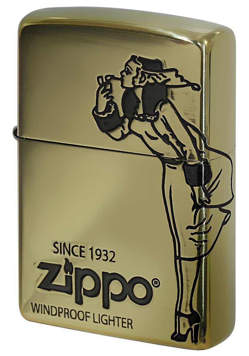 Zippo ジッポー OLD DESIGN オールドデザイン 2BI-WINDY メール便可