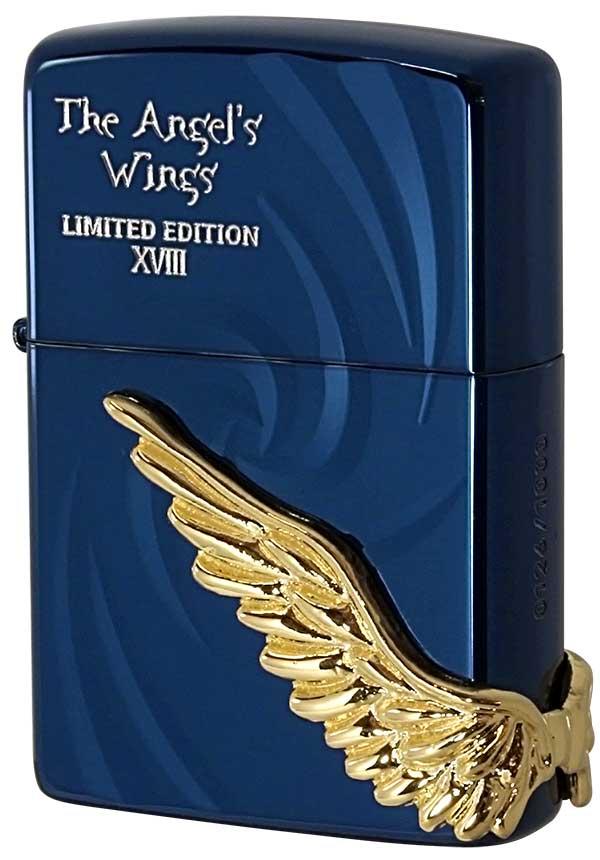 Zippo ジッポー 限定1,000個 PAW-118 ANGEL'S WINGS エンジェルウィングス PAW-118BLG