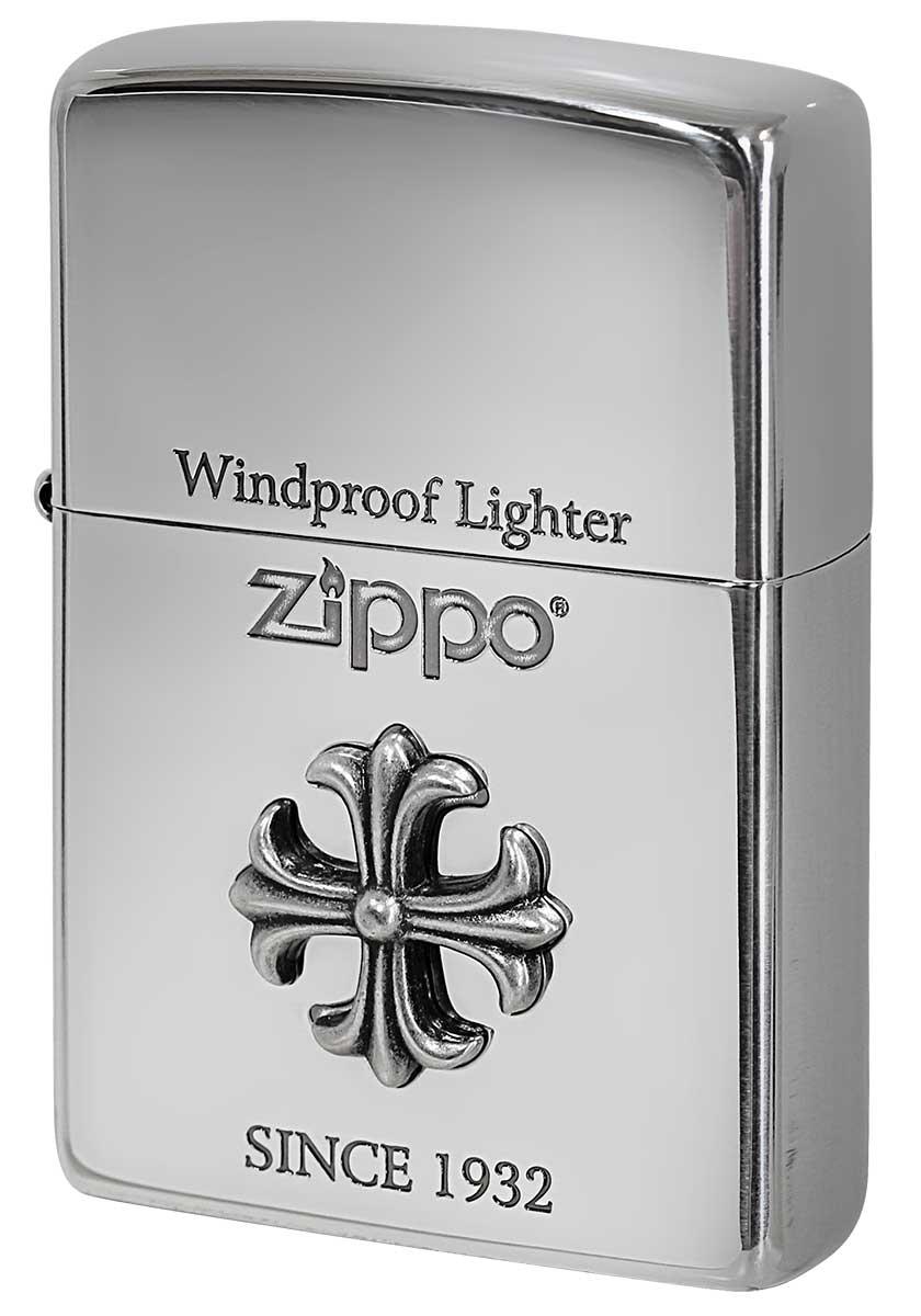 Zippo ジッポー Cross Metal クロスメタル 2CM-1 メール便可