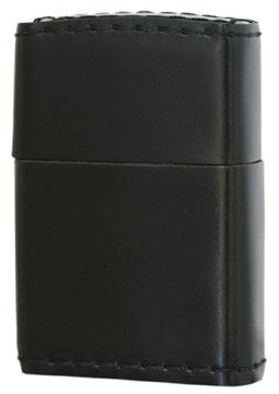 Zippo ジッポー コードバン ブラック