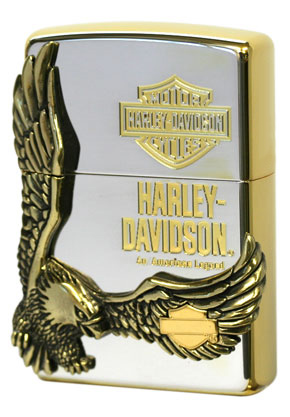 Zippo ジッポー Harley Davidson HDP-17