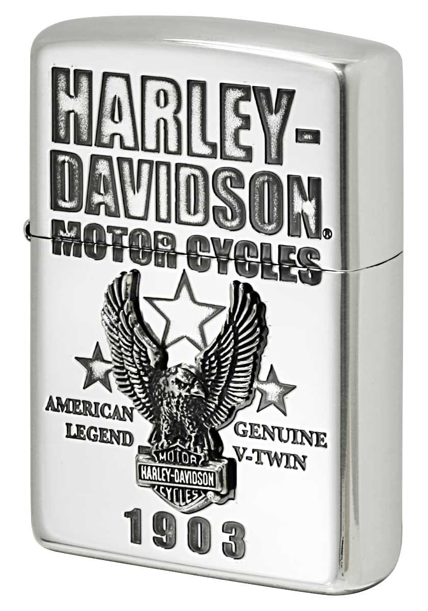 Zippo ジッポー 日本限定Zippo Harley Davidson ハーレーダビッドソン  HDP-57 メール便可