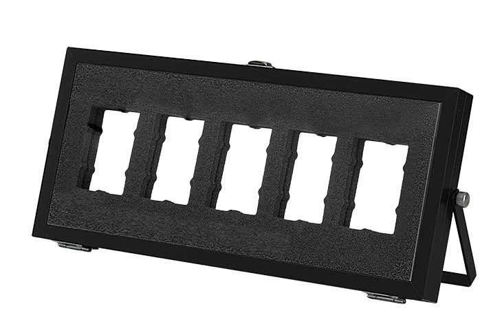 Zippo ジッポー ディスプレイフレーム 5個収納 ブラック DF-5 BK