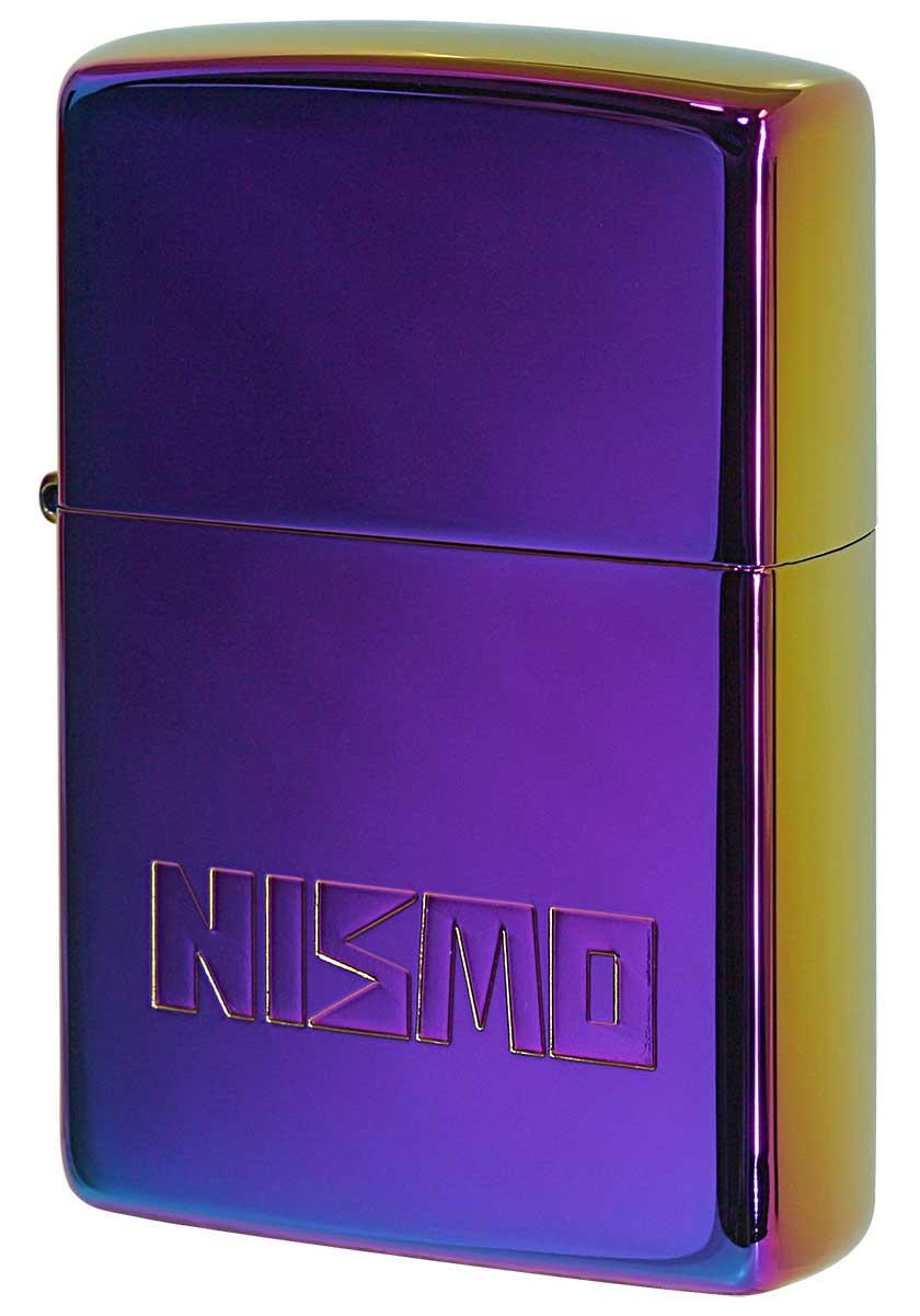 Zippo ジッポー 日産 NISSAN NISMO ニスモ レインボーチタン