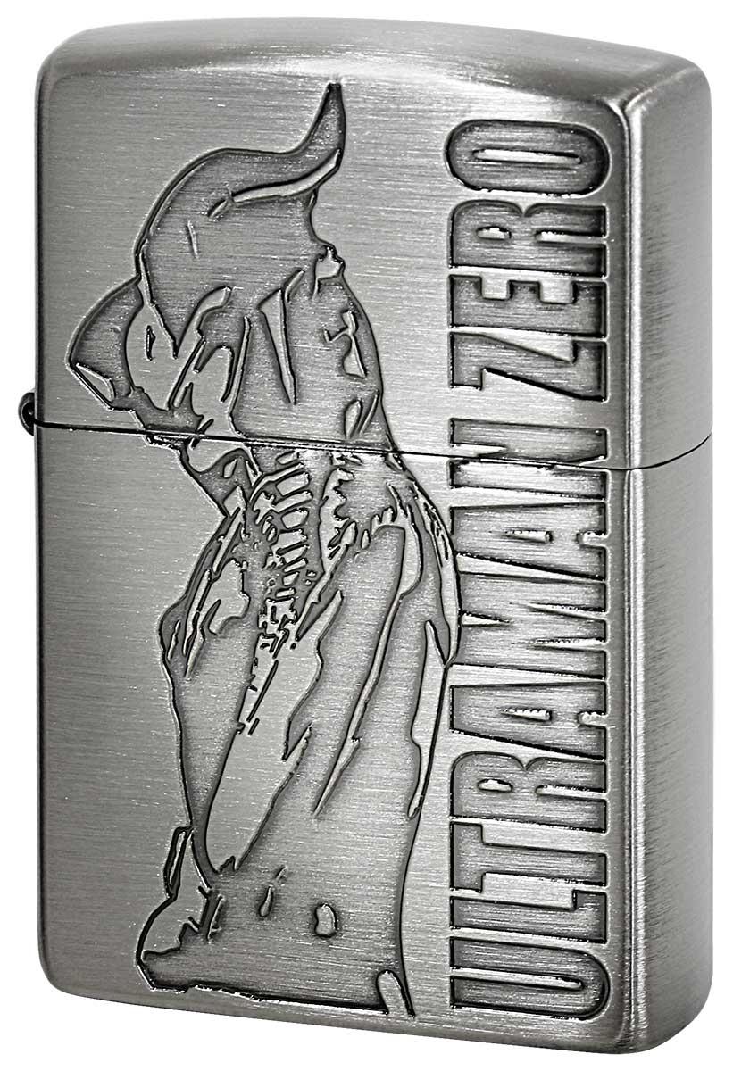 Zippo ジッポー ULTRAMAN ZERO 10th ANNV. ウルトラマンゼロ 10周年記念 ウルティメイトフォース ゼロ Ni古美