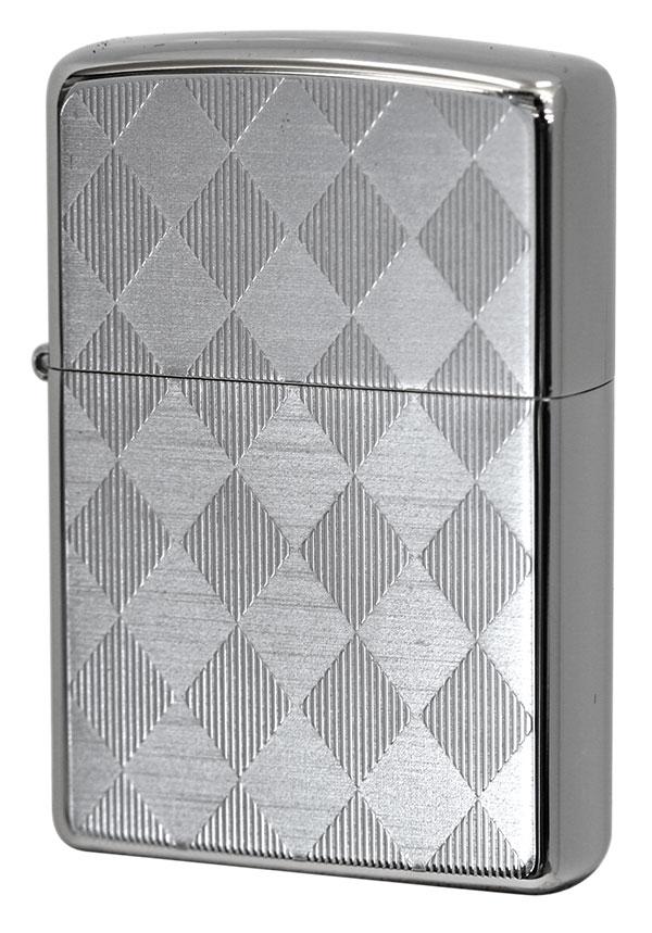 Zippo ジッポー Titanium Coating Series ARGYLE Ti-S-A(B) メール便可