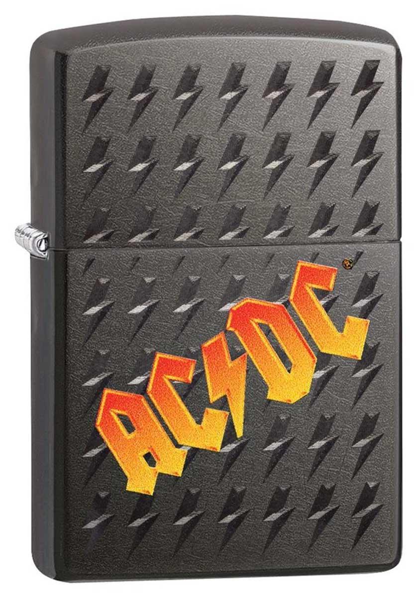 Zippo ジッポー AC DC Thunderstruck 49014 メール便可