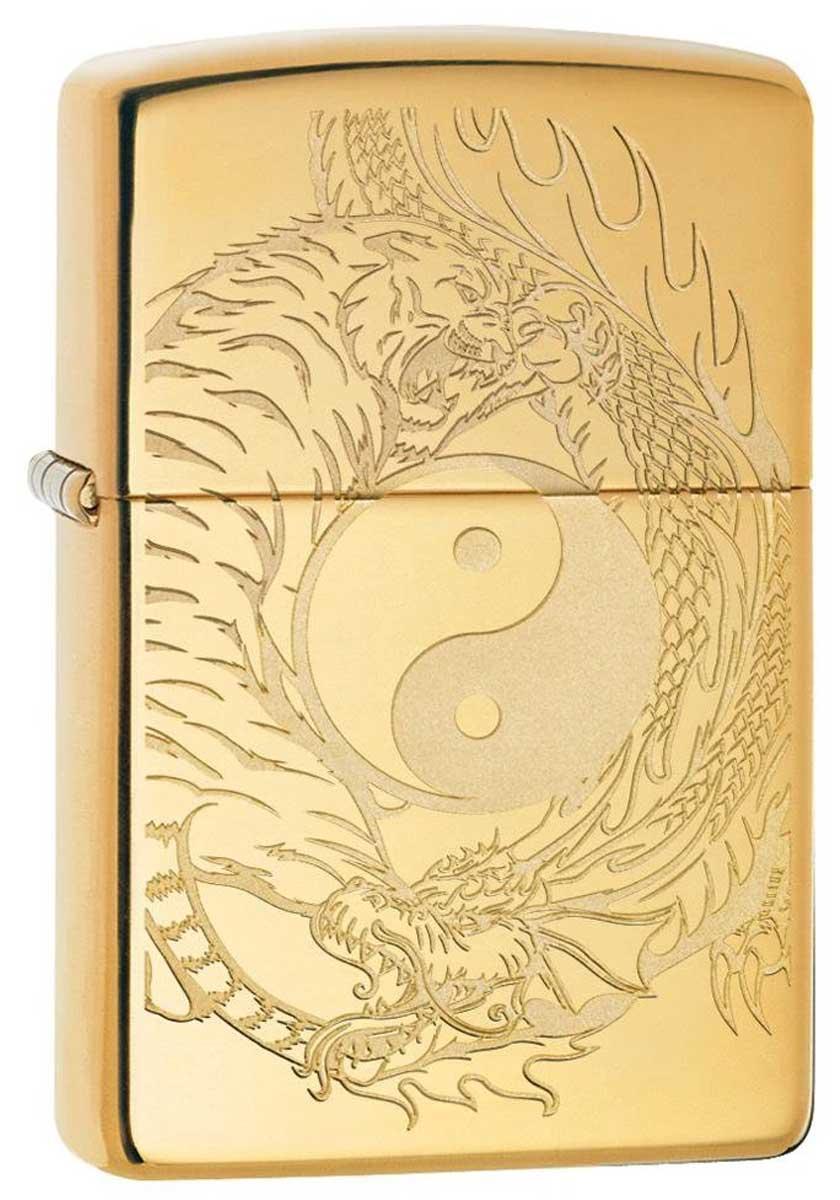 Zippo ジッポー Tiger and Dragon 49024 メール便可