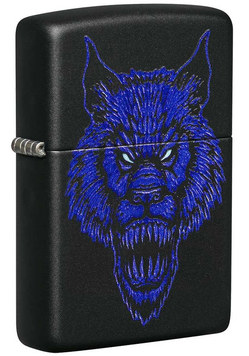 Zippo ジッポー Were Wolf Design 49414 メール便可