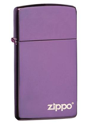 Zippo ジッポー Slim Abyss W Zippo 28124ZL メール便可