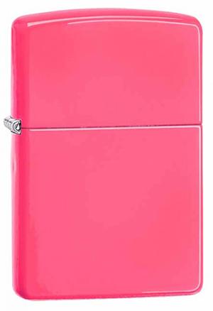 Zippo ジッポー Neon Pink 28886 メール便可