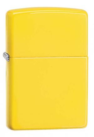Zippo ジッポー Lemon Matte 24839 メール便可