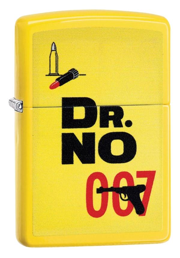 Zippo ジッポー James Bond 007 ジェームス・ボンド 29565 メール便可
