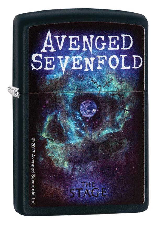 Zippo ジッポー Avenged Sevenfold, The Stage 29706 メール便可