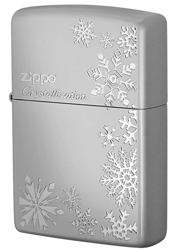 Zippo ジッポー Crystallization 結晶 SV 2-33b