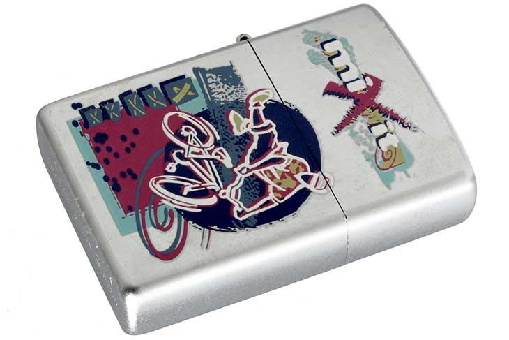 Zippo ジッポー 絶版・1999年製造 EXTREME SPORTS エクストリームスポーツ mixit メール便可