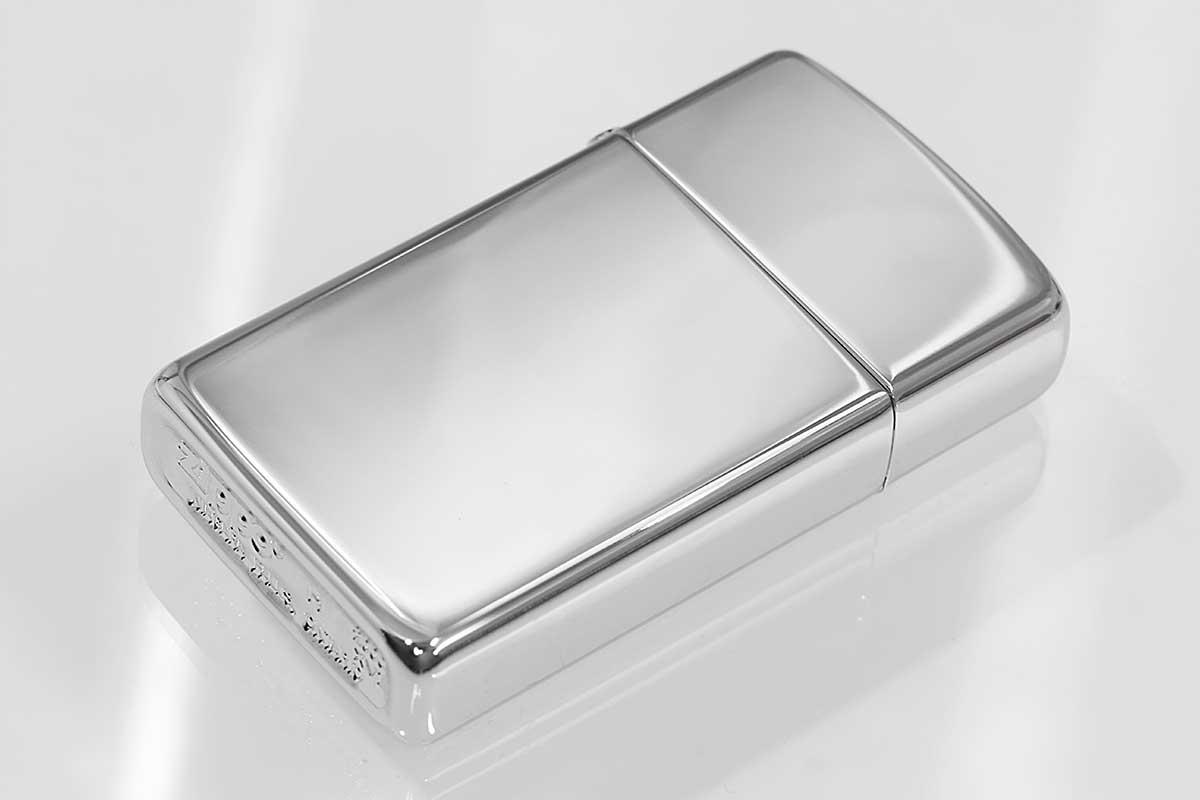 Zippo ジッポー 絶版・2000年製造 No.1610 鏡面 NIAGARA カナダ製造 メール便可
