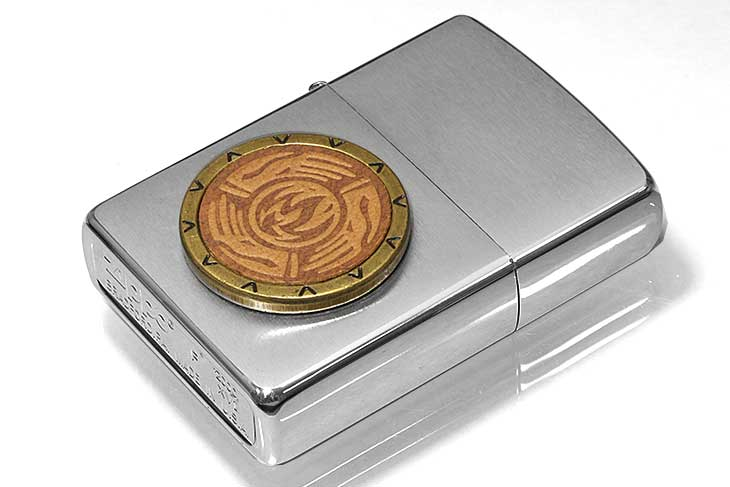 Zippo ジッポー 絶版・2000年製造 Keeper of the Flame Limited Collectible Of The Year