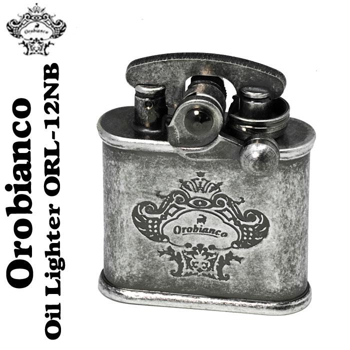 Orobianco(オロビアンコ)オイルライター ニッケルバレルORL-12NB画像