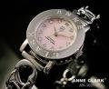 【ANNE CLARK】アンクラーク・レディース腕時計シルバー 天然シェル文字盤 AN-1021-17画像