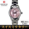 スイスミリタリー SWISS MILITARY エレガントプレミアム 腕時計 レディース ML-311画像