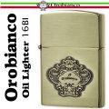 送料無料 Orobianco オロビアンコ オイルライター ブラスイブシ ORL-16BI ギフト プレゼントに最適 画像